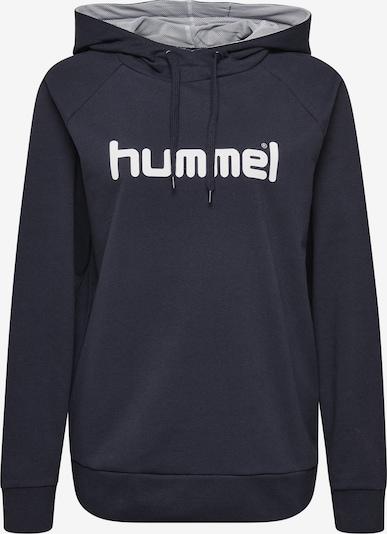 Hummel Sportsweatshirt in blau / grau, Produktansicht