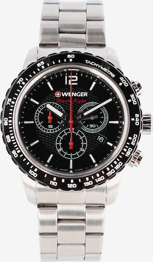 WENGER Analoog horloge in de kleur Zilver, Productweergave