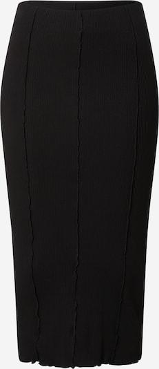 Gina Tricot Rock 'Blair' in schwarz, Produktansicht