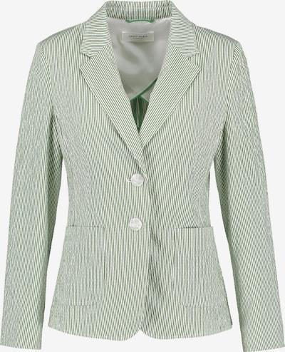 GERRY WEBER Blazer mit Fineliner Streifen in hellgrün, Produktansicht