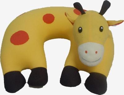 CuddleBug Nackenhörnchen U Kids Travel Giraffe in gelb, Produktansicht