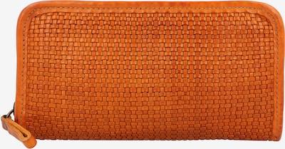 Campomaggi Geldbörse in orange, Produktansicht