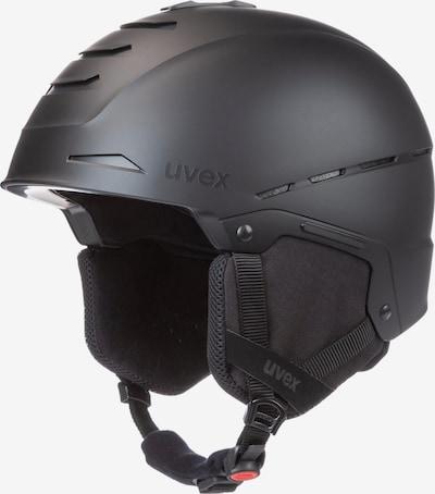 UVEX Skihelm 'legend' in schwarz, Produktansicht
