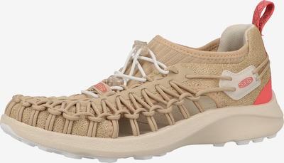 KEEN Sandaal in de kleur Beige / Rood, Productweergave