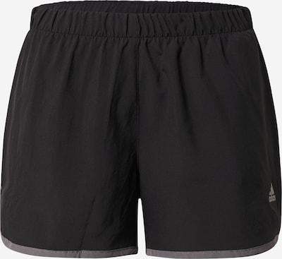 ADIDAS PERFORMANCE Pantalon de sport 'M20' en noir, Vue avec produit