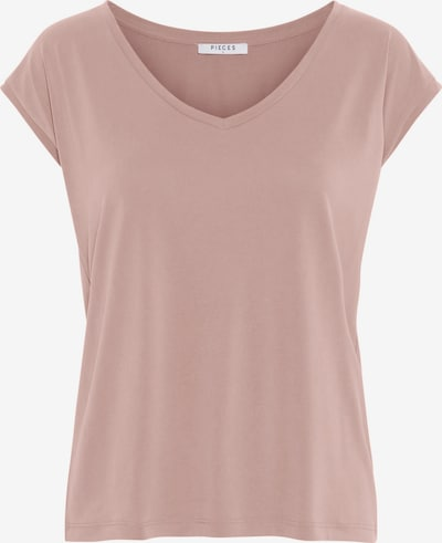 PIECES T-Shirt 'Kamala' in altrosa, Produktansicht