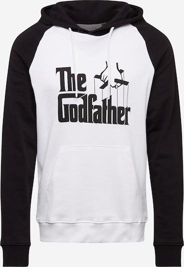 Only & Sons Sudadera 'GODFATHER' en negro / blanco, Vista del producto