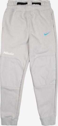 Nike Sportswear Hose in türkis / hellgrau / schwarz / weiß, Produktansicht