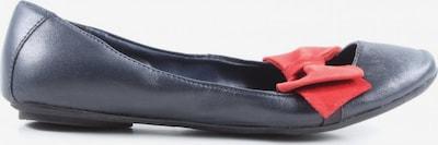 AKIRA Klassische Ballerinas in 37 in blau / rot, Produktansicht