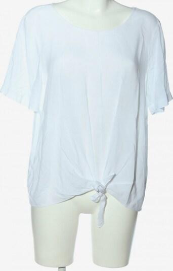 Velvet by Graham & Spencer Kurzarm-Bluse in L in weiß, Produktansicht