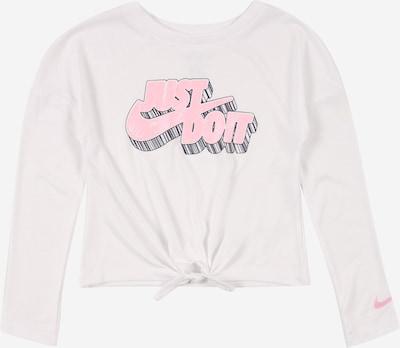 Nike Sportswear Shirt in rosa / schwarz / weiß, Produktansicht