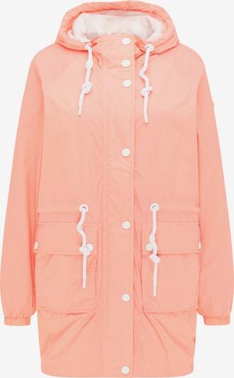 DreiMaster Maritim Parka in rosa, Produktansicht