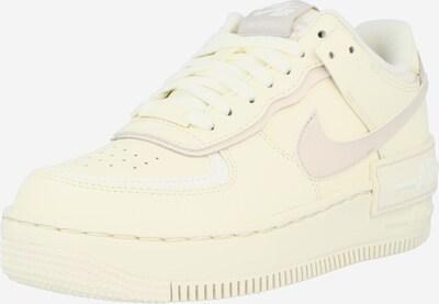 Nike Sportswear Niske tenisice 'Air Force 1 Shadow' u svijetložuta / bijela, Pregled proizvoda