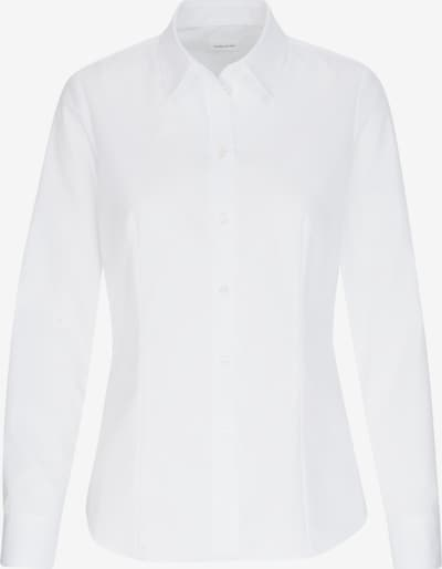 SEIDENSTICKER Chemisier ' Schwarze Rose ' en blanc, Vue avec produit