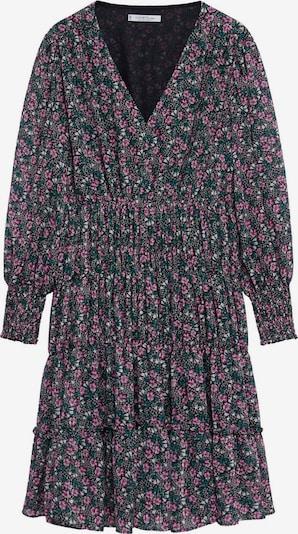 VIOLETA by Mango Obleka | temno zelena / roza / črna / bela barva, Prikaz izdelka