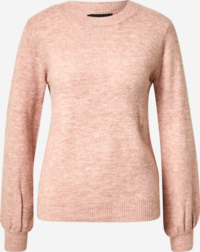 PIECES Pullover 'Perla' in rosa, Produktansicht