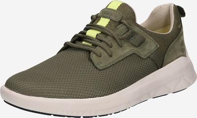 TIMBERLAND Sneakers laag 'Bradstreet' in de kleur Kaki / Kiwi, Productweergave