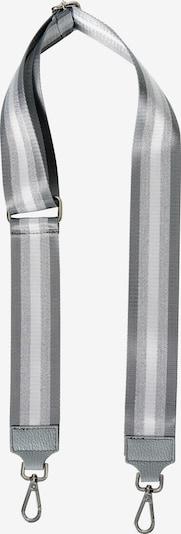 Emma & Kelly Tragegurt für Umhängetaschen in grau, Produktansicht