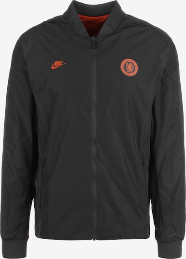 Nike Sportswear FC Chelsea Authentic Jacke Herren in schwarz, Produktansicht