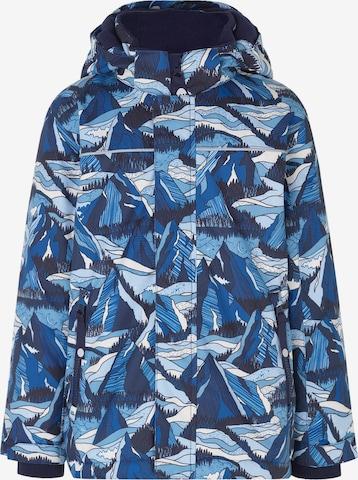 Veste fonctionnelle 'Evan' Racoon Outdoor en bleu