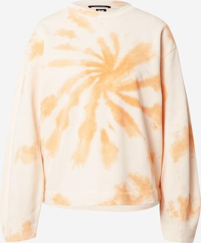 SCOTCH & SODA Majica | svetlo oranžna / biserno bela barva, Prikaz izdelka