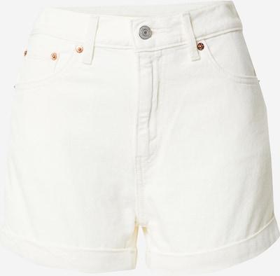 Jeans LEVI'S di colore bianco denim, Visualizzazione prodotti