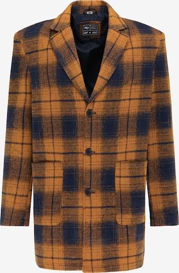 MO Prechodný kabát - tmavosivá / oranžová, Produkt