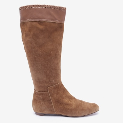 Sergio Rossi Dress Boots in 39 in Camel, Item view