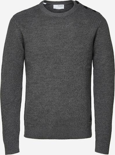 SELECTED HOMME Pullover 'Irven' i mudderfarvet, Produktvisning