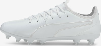 PUMA Soccer Cleats 'KING Pro' in White, Item view