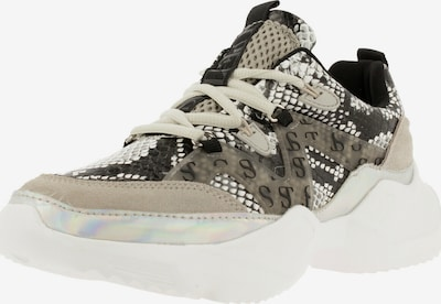 Supertrash Sneaker ' NIVA SNK ' in grau: Frontalansicht