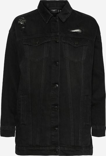 VERO MODA Übergangsjacke in schwarz, Produktansicht