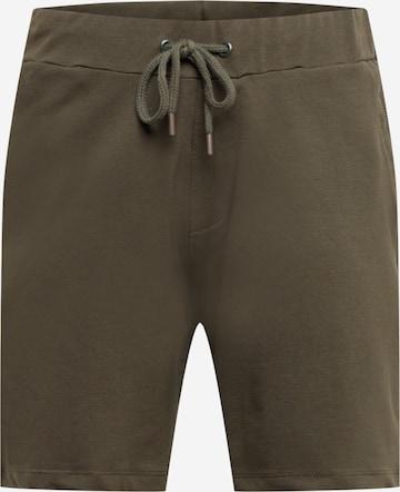 DeFacto Püksid, värv roheline