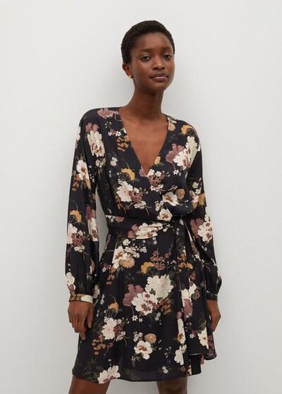 Rochie 'best' MANGO pe negru, Vizualizare model