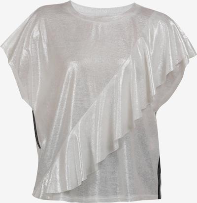 MYMO Tričko - čierna melírovaná / strieborná, Produkt