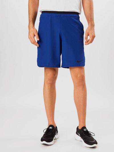 NIKE Športne hlače 'M NP FLEX REPEL NPC' | temno modra barva, Prikaz modela