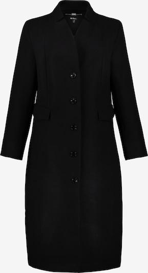 Ulla Popken Mantel in schwarz, Produktansicht