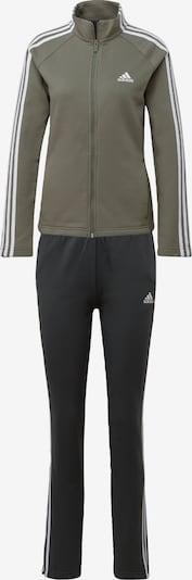 ADIDAS PERFORMANCE Sportpak in de kleur Kaki / Zwart, Productweergave