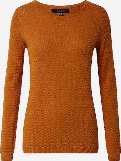 VERO MODA Pullover 'Care' in karamell, Produktansicht