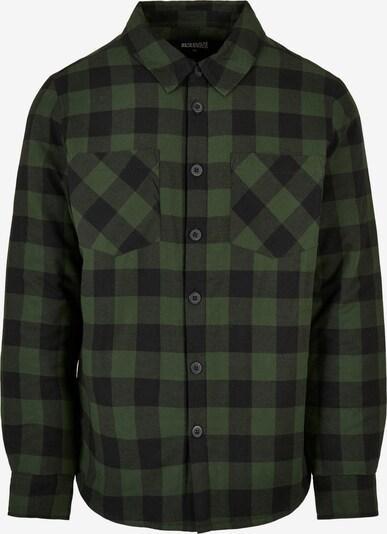 Urban Classics Košeľa - zelená / čierna, Produkt