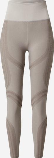 Reebok Sport Sporthose 'Les Mills' in kitt / taupe / greige, Produktansicht