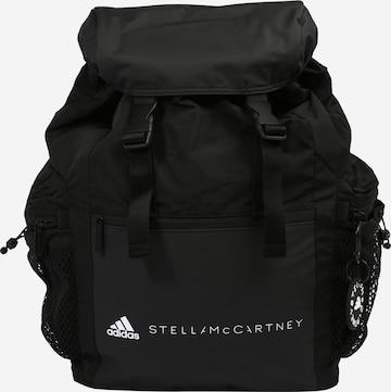 adidas by Stella McCartneySportski ruksak - crna boja