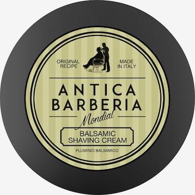 ERBE Rasierschaum 'Antica Barberia' in oliv / schwarz, Produktansicht