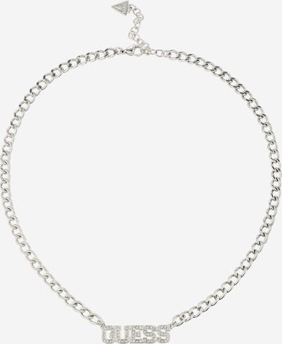 GUESS Verižica   srebrna barva, Prikaz izdelka