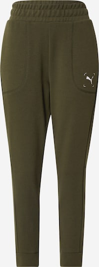 PUMA Sports trousers 'Nu-tility' in Dark green, Item view