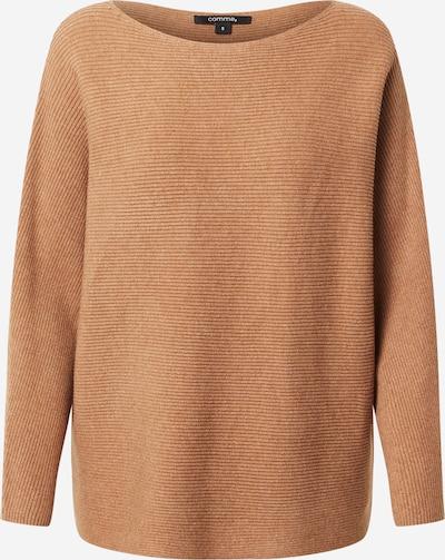 COMMA Pullover in braun, Produktansicht