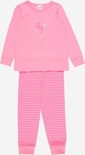 SCHIESSER Pyžamo - tyrkysová / ružová / svetloružová, Produkt