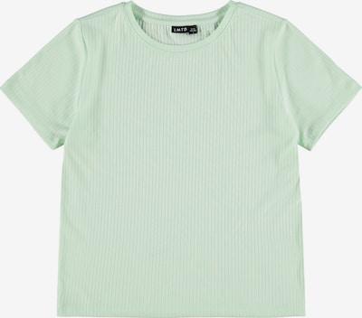 LMTD T-Shirt 'Nunne' in mint, Produktansicht
