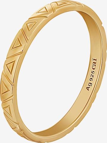 caï Ring in Gold