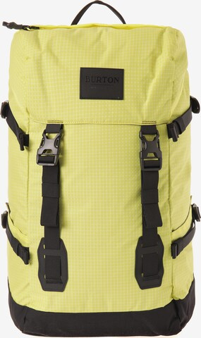 BURTON Sports Backpack in Yellow